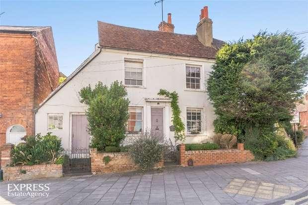 3 Bedrooms Semi Detached House for sale in Whitehall Street, Aylesbury, Buckinghamshire