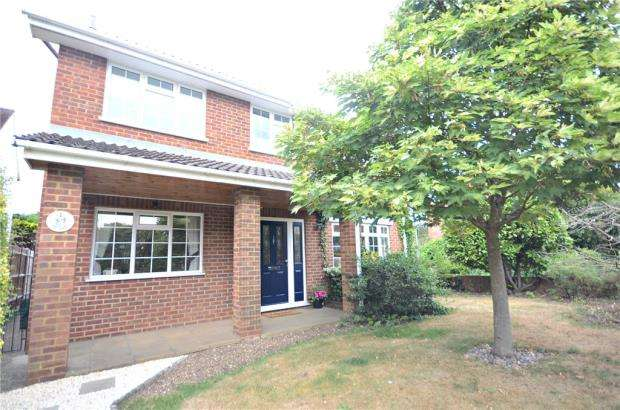 3 Bedrooms Detached House for sale in The Cedars, Tilehurst, Reading