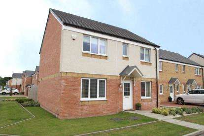 4 Bedrooms Detached House for sale in Barmore Crescent, Bishopton, Renfrewshire