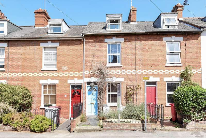 3 Bedrooms Terraced House for sale in Granby Gardens, Reading, Berkshire, RG1