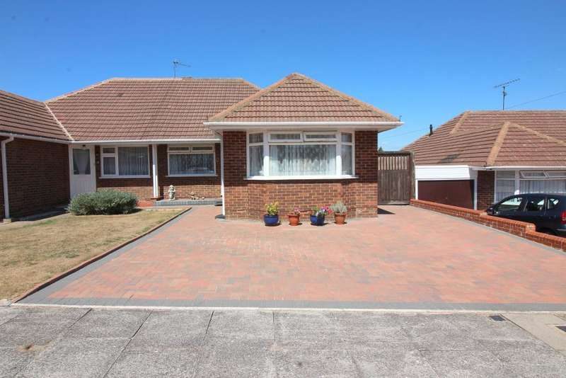 3 Bedrooms Bungalow for sale in Wadhurst Avenue, Luton, Bedfordshire, LU3 1UH