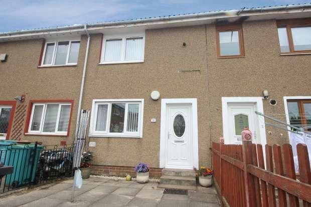 2 Bedrooms Terraced House for sale in Keynes Square, Bellshill, Lanarkshire, ML4 2RP