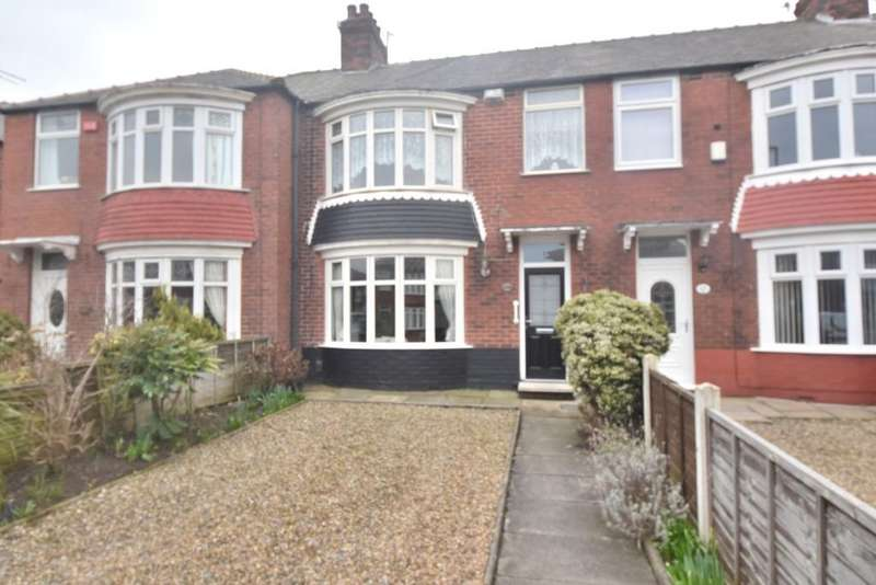 3 Bedrooms Terraced House for sale in Corporation Road