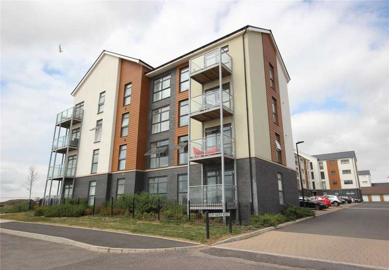 2 Bedrooms Apartment Flat for sale in Great Brier Leaze, Charlton Hayes, Patchway, Bristol, BS34