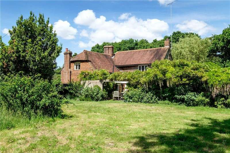 5 Bedrooms Detached House for sale in Wardley Green, Milland, Liphook, West Sussex, GU30