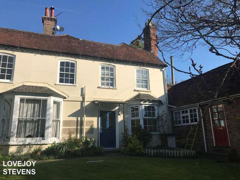 1 Bedroom Ground Flat for sale in The Laurels, Hungerford, RG17