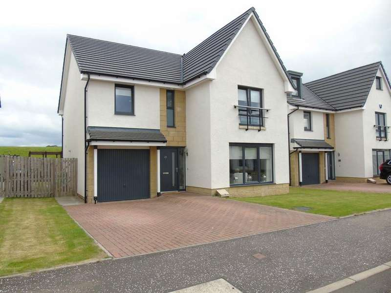 4 Bedrooms Detached House for sale in Cypress Rd, New Stevenson, Motherwell, North Lanarkshire, ML1