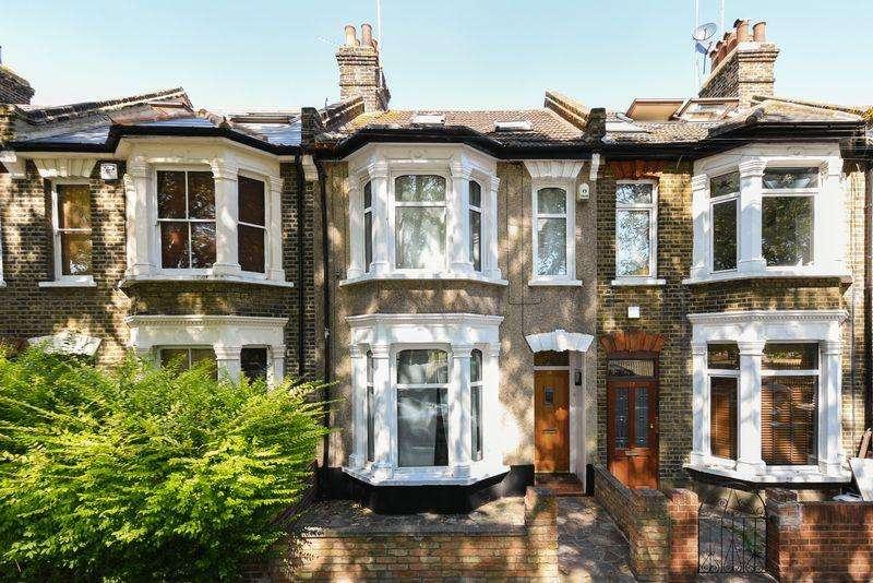 4 Bedrooms Terraced House for sale in Scawen Road, Deptford, SE8