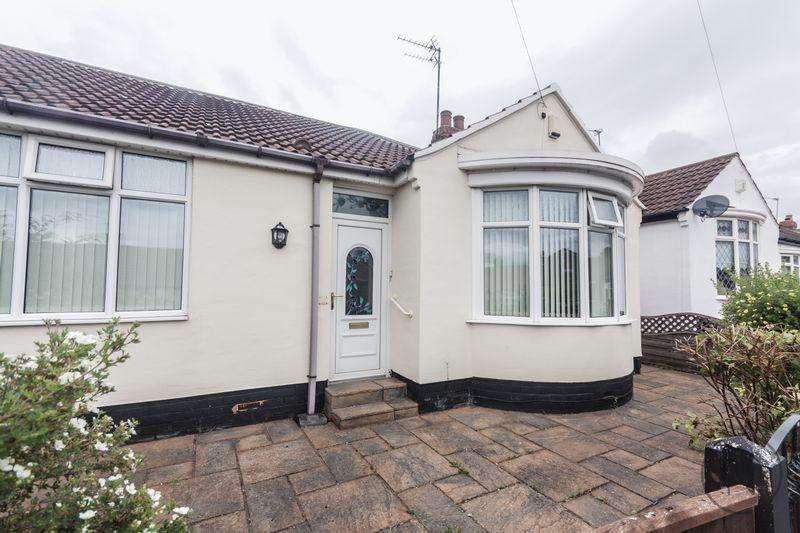 3 Bedrooms Semi Detached Bungalow for sale in St Oswalds Crescent, Billingham