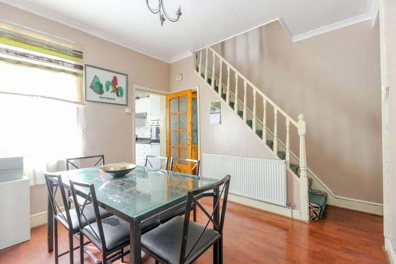 3 Bedrooms Terraced House for sale in York Road, London, N18