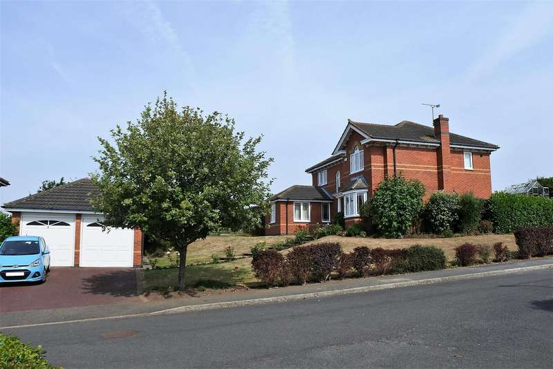 4 Bedrooms Property for sale in Grampian Way, Gonerby Hill Foot, Gran...
