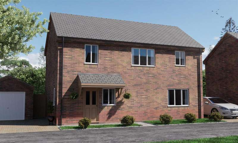 4 Bedrooms Property for sale in St. Chads Way, Barton-Upon-Humber