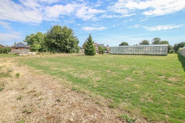 Land Commercial for sale in Land (4 Plots), Terrington St Clement