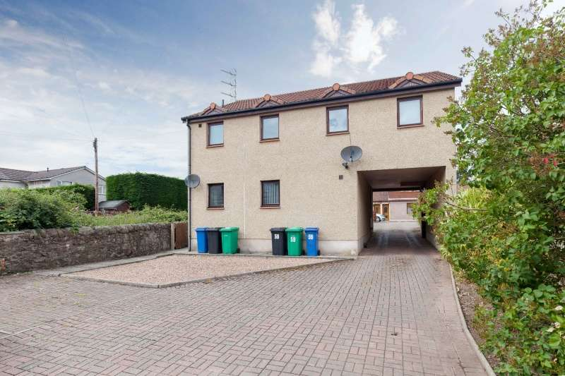 1 Bedroom Flat for sale in North Street, Leslie, Glenrothes, Fife, KY6 3DN