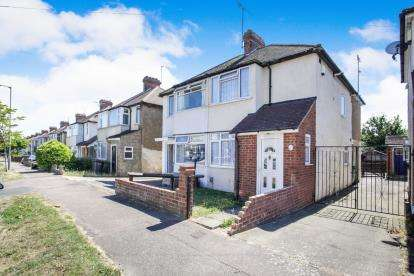 3 Bedrooms Semi Detached House for sale in Third Avenue, Luton, Bedfordshire, Third Avenue