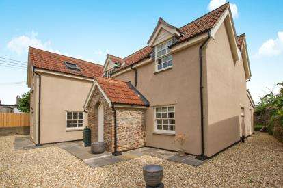 4 Bedrooms Detached House for sale in Church Road, Frampton Cotterell, Bristol, Gloucestershire