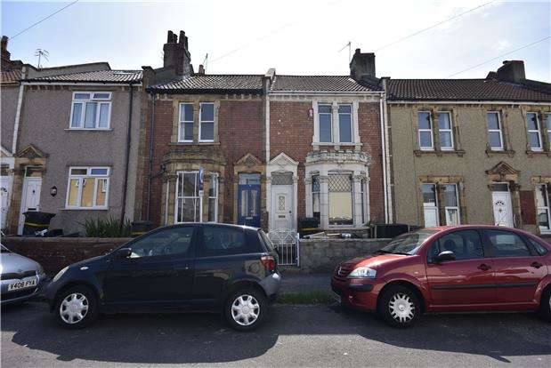 3 Bedrooms Terraced House for sale in Bartletts Road, Bedminster, Bristol, BS3 3PL