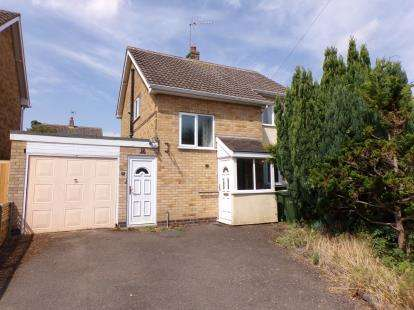 3 Bedrooms Detached House for sale in Fritchley Close, Huncote, Leicester, Leicestershire