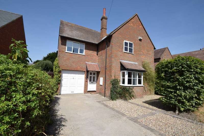 4 Bedrooms Detached House for sale in Watcombe Road, Watlington