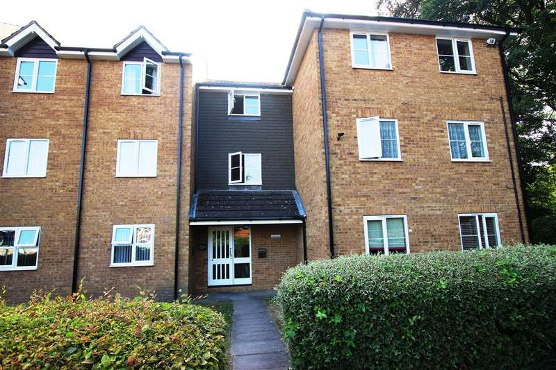 1 Bedroom Flat for sale in Tennyson Avenue, Houghton Regis