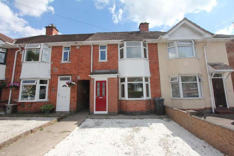 4 Bedrooms Town House for sale in Tudor Road, Hinckley