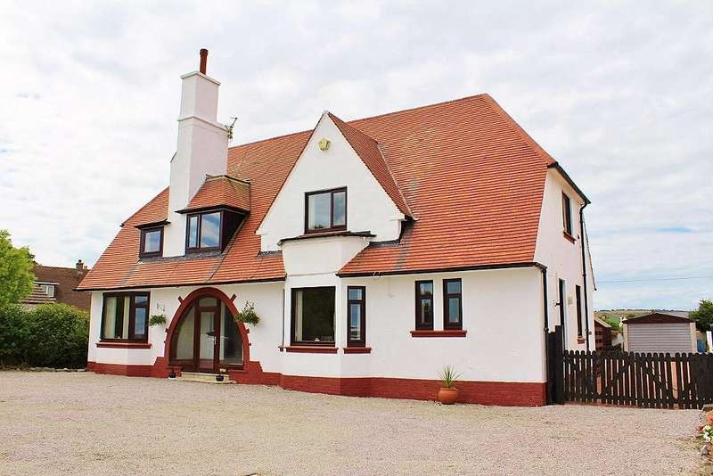 4 Bedrooms Detached House for sale in Cranstoun Lodge, Ladies Walk, Stranraer DG9 8BN
