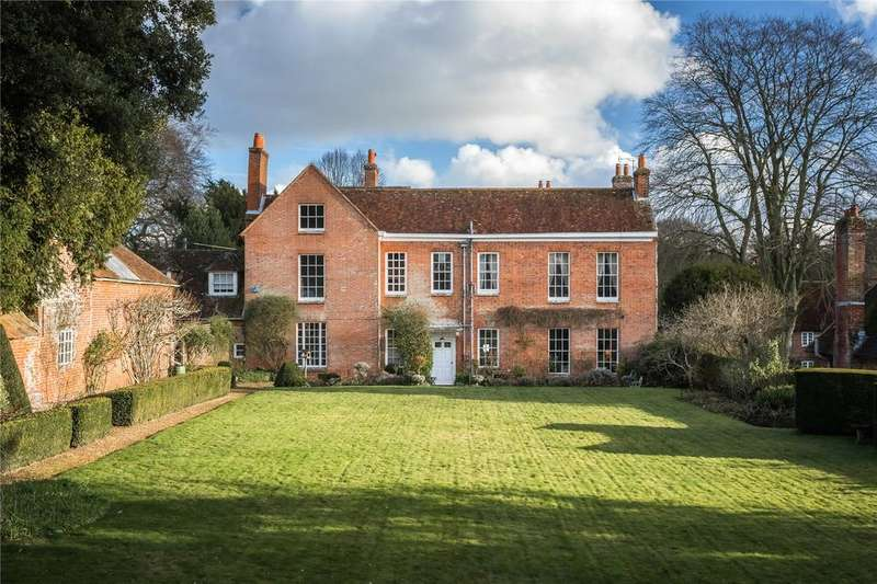 8 Bedrooms Detached House for sale in Compton Street, Compton, Winchester, Hampshire, SO21