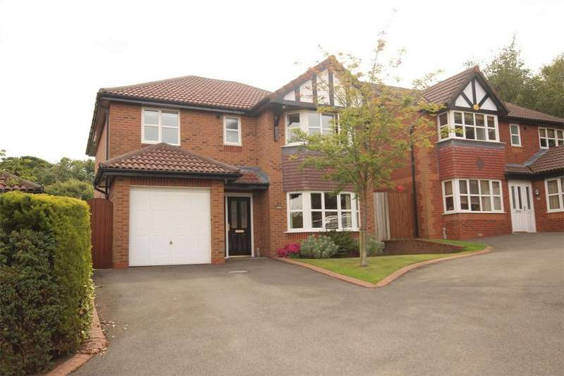 4 Bedrooms Detached House for sale in Rhuddlan Road, St Matthews Park, Buckley, Flintshire