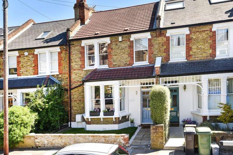 4 Bedrooms Terraced House for sale in Brockley Rise, Honor Oak Park
