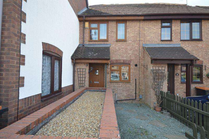 2 Bedrooms Terraced House for sale in Milton Way, Houghton Regis