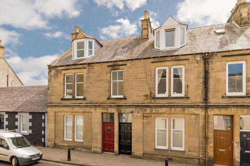 3 Bedrooms Apartment Flat for sale in 63 High Street, Innerleithen, EH44 6HD