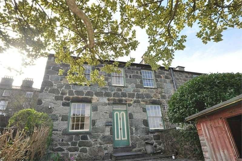 5 Bedrooms End Of Terrace House for sale in Heol y Capel, Dolgellau, Gwynedd