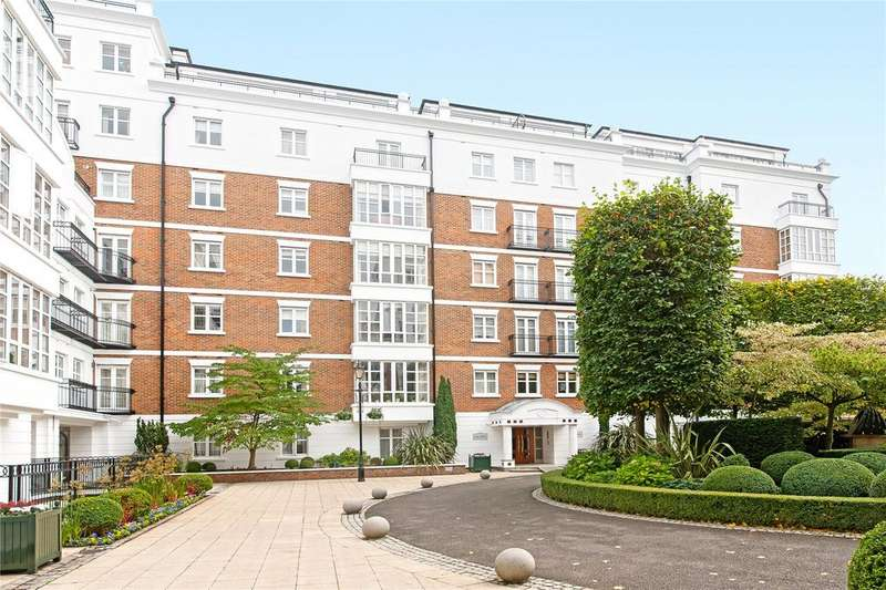 2 Bedrooms Flat for sale in Chantry Square, Kensington, London
