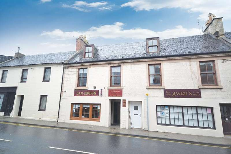 1 Bedroom Maisonette Flat for sale in 16A Polwarth Street, Galston, KA4 8HG