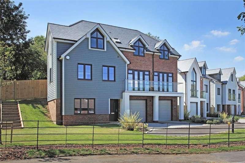 5 Bedrooms Detached House for sale in Downsview, Croft Road, Westerham, Kent, TN16