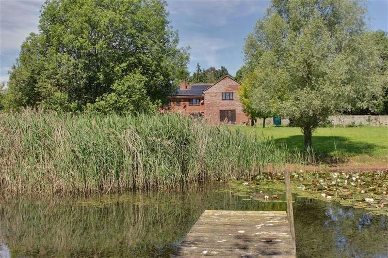 5 Bedrooms Detached House for sale in Churcham, Gloucestershire