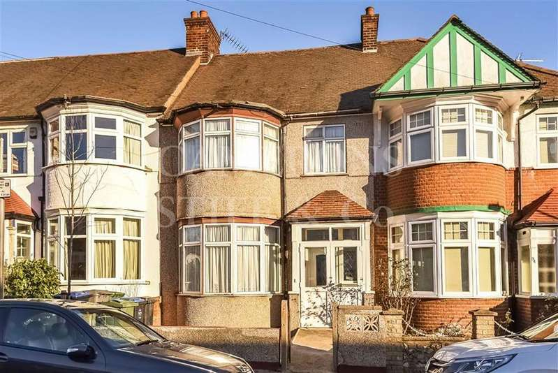 3 Bedrooms Terraced House for sale in College Road, Kensal Rise, London, NW10