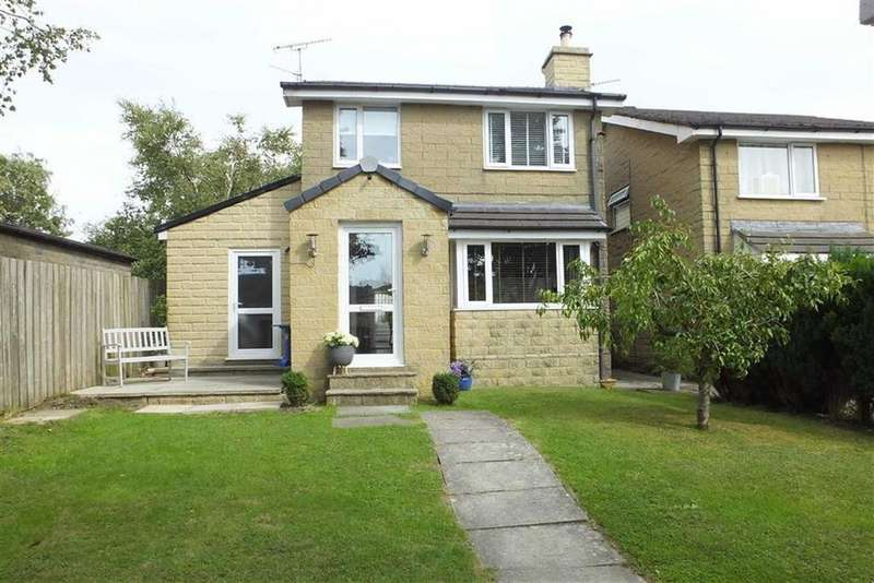 4 Bedrooms Detached House for sale in Dale View, Earby, Lancashire, BB18