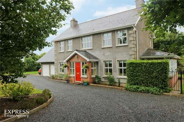 6 Bedrooms Detached House for sale in Orange Lane, Magheralin, Craigavon, County Armagh