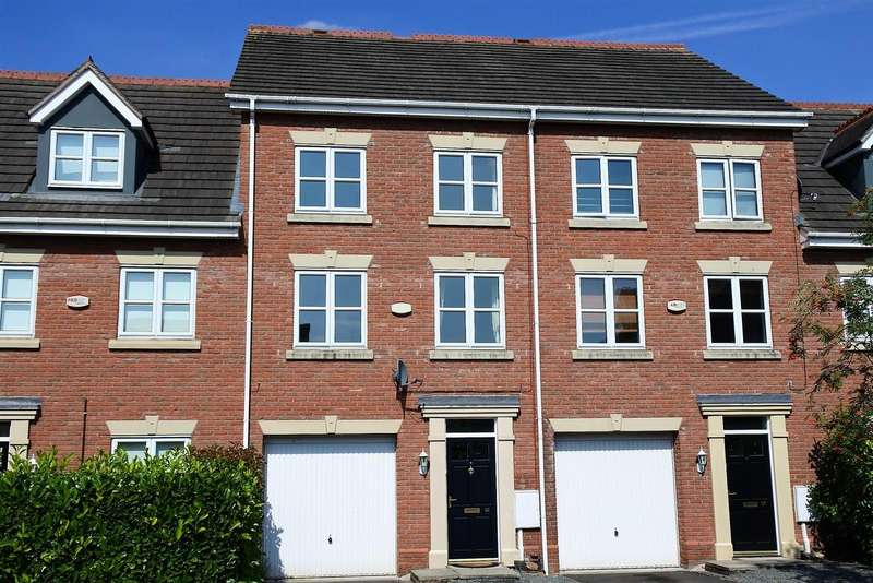 3 Bedrooms Terraced House for sale in Langford Gardens, Grantham