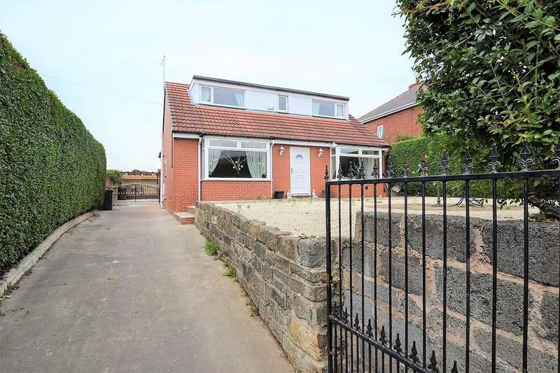 5 Bedrooms Bungalow for sale in Burton Road, Barnsley, S71 2PA