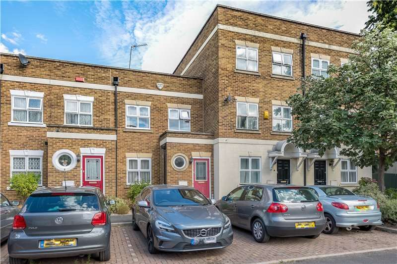 3 Bedrooms Terraced House for sale in Turner Close, Oval, London, SW9