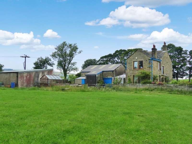 3 Bedrooms Detached House for sale in Moorview Farm, Earby