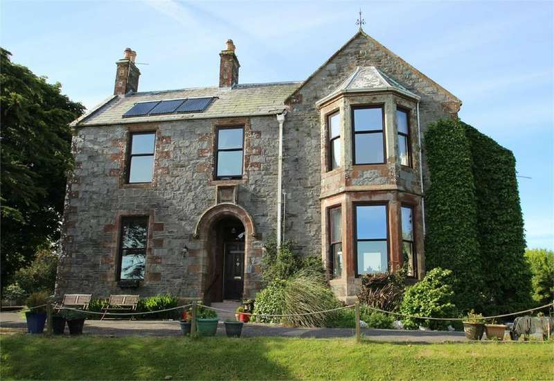 6 Bedrooms Guest House Commercial for sale in Maidland Place, Wigtown, Newton Stewart, DG8