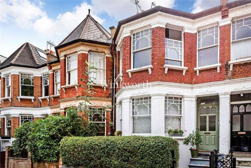 3 Bedrooms Flat for sale in Falkland Road, London, N8