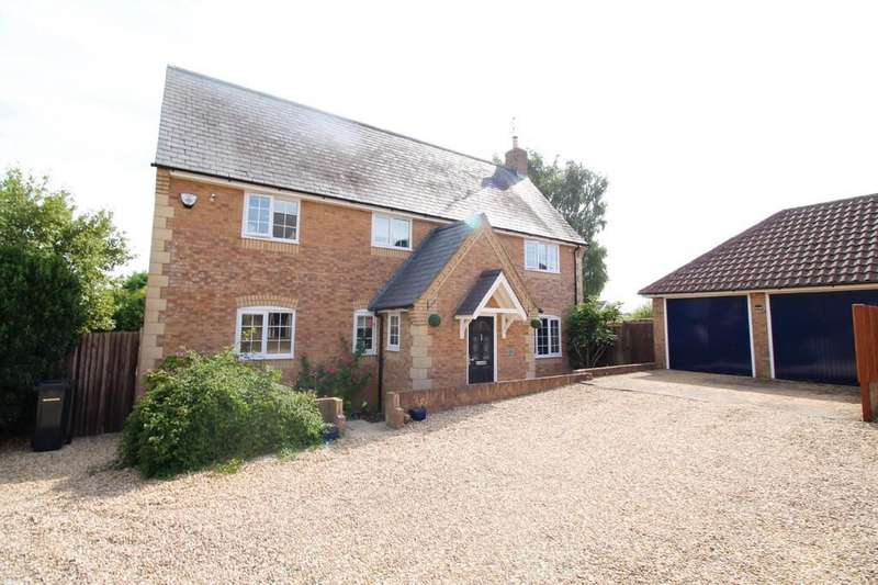 5 Bedrooms Detached House for sale in Middle Lane, Stoke Albany