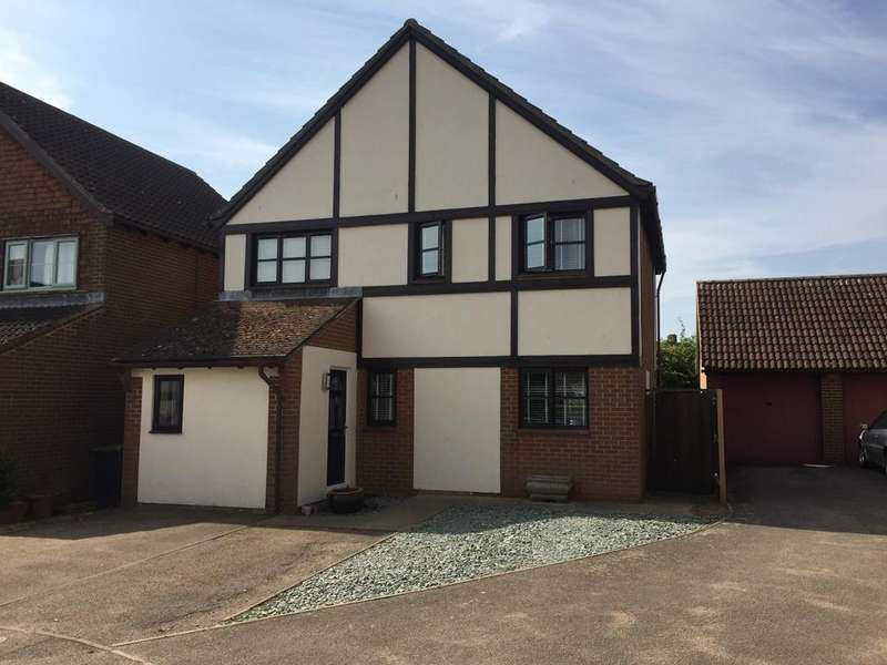 4 Bedrooms Detached House for sale in Jennings Close SG19