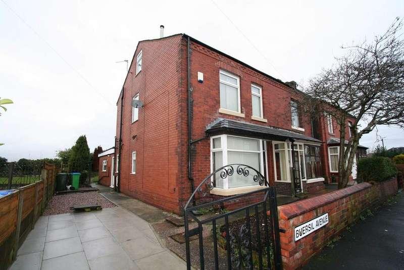 5 Bedrooms Semi Detached House for sale in Buersil Avenue, Lowerplace, Rochdale