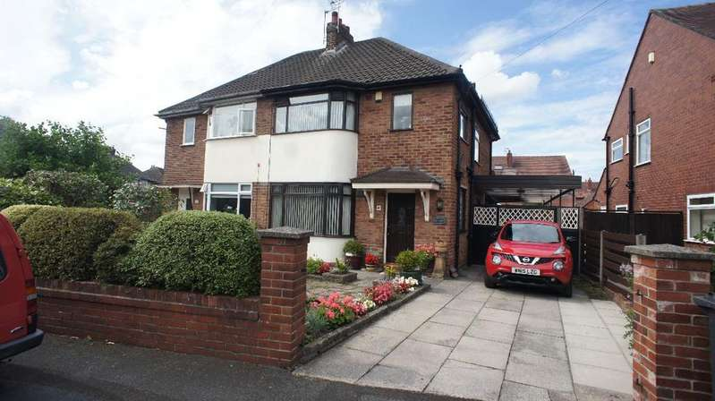3 Bedrooms Semi Detached House for sale in Tomlinson Avenue, Warrington