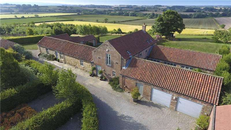 5 Bedrooms Detached House for sale in Fig Tree Barn, Howsham, York, North Yorkshire, YO60